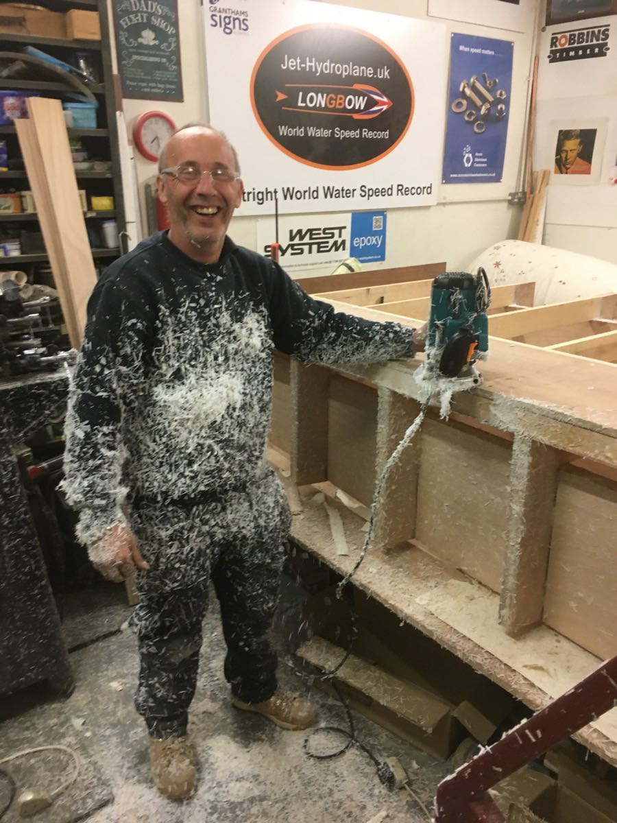 January 2019 Update inc. Scarf Joints