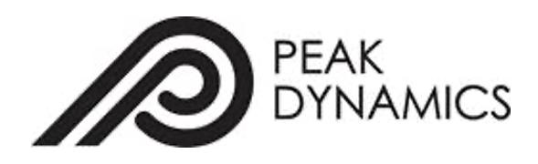 Peak Dynamics